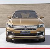 Volkswagen C Coupe GTE: предтеча нового СС