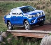 Представлен Toyota Hilux нового поколения