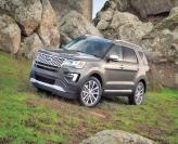 Ford Explorer: модернизация