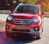 Honda CR-V, Mazda CX-5, Subaru Forester: соревнование вседорожников