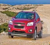 Chevrolet Tracker, Skoda Yeti и Suzuki SX4: вседорожники для города