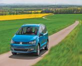 Volkswagen Sharan: модернизация