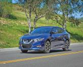 Nissan Maxima: ставка на спортивность