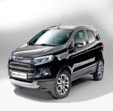 Ford EcoSport: модернизация