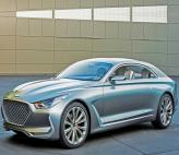 Hyundai Vision G: предвестник  нового Genesis Coupe