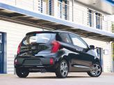 Продажи трехдверного Kia Picanto начинаются в сентябре