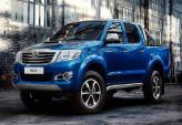 Toyota Hilux поступает в продажу на территории Украины