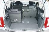 Объем багажника равен 254 л в обычном состоянии и 977 л – со сложенными задними креслами