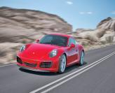 Porsche 911: обновление с упором на турбонаддув