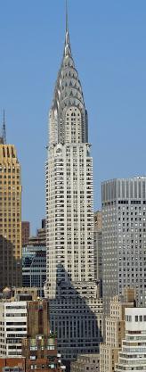 """Кроме автомобилей Уолтер Крайслер оставил еще один символ памяти о себе – самый высокий на то время знаменитый нью-йоркский 77-этажный небоскреб """"Крайслер-билдинг"""""""