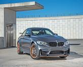 BMW M4 GTS: легче, мощнее, быстрее