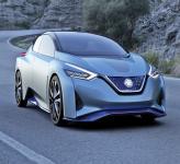 Nissan IDS смотрит в будущее