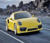 Porsche 911 Turbo: обновление
