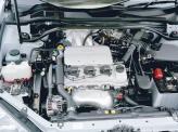 2,4-литровый двигатель оснащен системой регулировки фаз газораспределения VVT-i