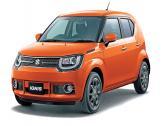 Suzuki Ignis: возвращение