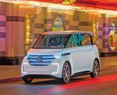 Volkswagen Budd-e: предвестник нового Sharan