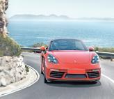 Porsche 718 Boxster: переход на турбонаддув