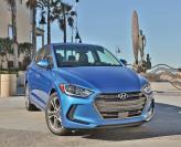 Hyundai Elantra: шестое поколение
