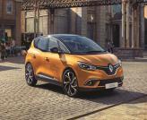 Первое фото Renault Scenic
