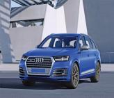 Audi SQ7: экономная мощь