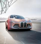 BMW Vision Next 100: взгляд в будущее