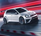 Volkswagen Golf GTI идет в гонки