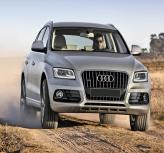 Audi Q5, Jaguar F-Pace и Mercedes-Benz GLC: сравнение вседорожников премиум-сегмента
