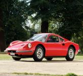 Ferrari возродят купе Dino