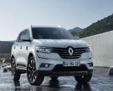 Первые фото Renault Maxthon