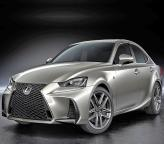 Lexus IS: освежение