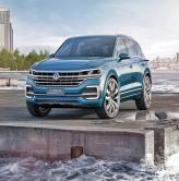 Volkswagen T-Prime GTE: предвестник нового Touareg