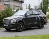 Bentley готовят Bentayga Speed