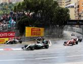 Формула-1: Хэмилтон побеждает в Гран-при Монако