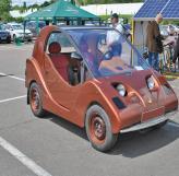 Plug-In Ukraine: первая выставка электромобилей в Украине