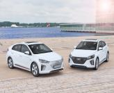 Hyundai Ioniq: и гибрид, и электромобиль