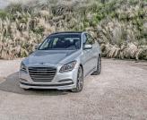 Hyundai Genesis G80: модернизация