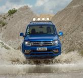 Volkswagen Amarok: освежен и с новым «сердцем»