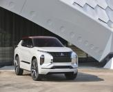 Mitsubishi GT-PHEV: предвестник нового Outlander