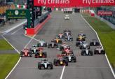 Формула-1: Нико Росберг празднует победу в Японии