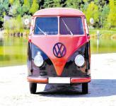 Volkswagen Transporter: от автобуса хиппи до мини-вэна бизнес-класса