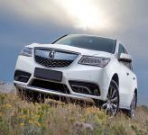 Acura MDX, Audi Q7 и Volvo XC90: просторные и роскошные