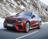 Mercedes-Benz E-Class Coupe – первые фото