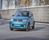 Suzuki Ignis: возвращение!