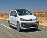 Volkswagen Up GTI: малыш с огоньком