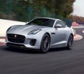 Jaguar F-Type обновлен