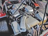 Ferrari F40 – один из первых серийных автомобилей, получивших двойной турбонаддув двигателя