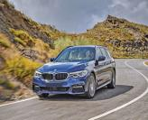 BMW 5 Series Touring: смена поколений