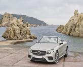 Mercedes-Benz E-Class Cabriolet: весенняя новинка