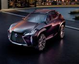 Lexus готовит компактный вседорожник
