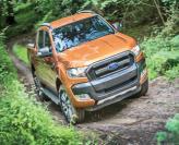 """Ford Ranger, Toyota Hilux и Volkswagen Amarok: комфортабельные """"работяги"""""""